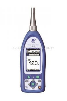 Rion Sound Level Meter Class 2 NL-42