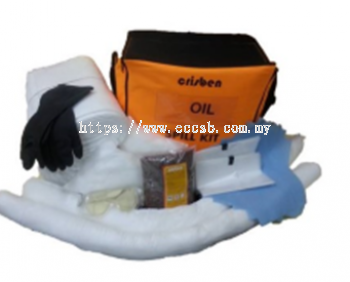 Crisben Oil Spill Kit Bag