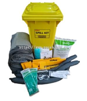 Crisben Chemical Mobile Spill Kit Bag
