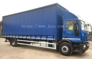15 ton lorry (Box, Curtain, Cargo)