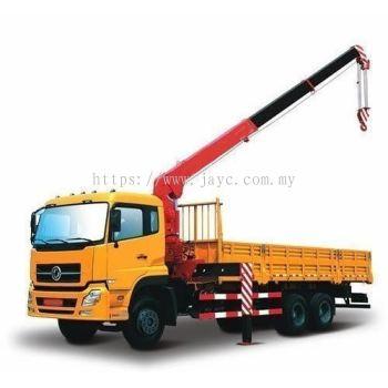 Crane Lorry