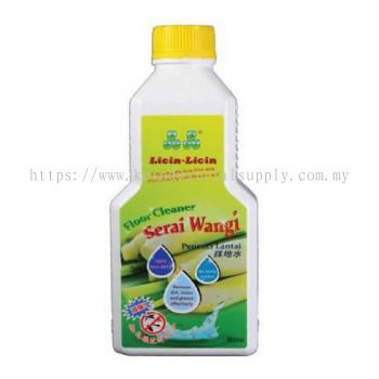 Licin-Licin Floor Cleaner - Serai Wangi (900ml)