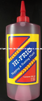 HI-FRIC Topping & Cutting Fluid