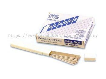 Zorro Cutter Blade - MB301