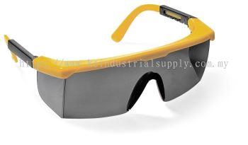 Yellow frame/ Hard Coated Smoked Lens