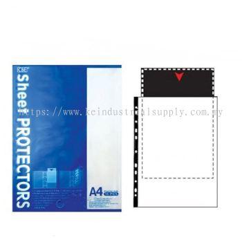 SHEET PROTECTOR 305A (A4 SIZE) - 10PCS/PKT