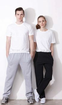 Adult Open Bottom Sweatpants 88400