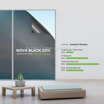 NOVA BLACK 20%