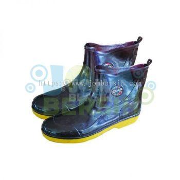 668 Maroon Beige Goco Boots