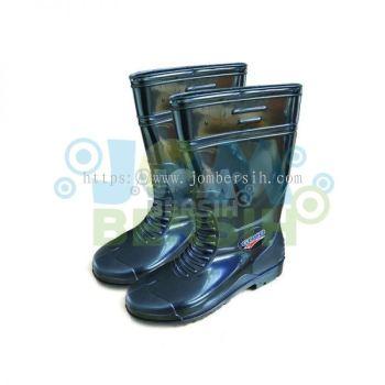 968 Black Goco Boots
