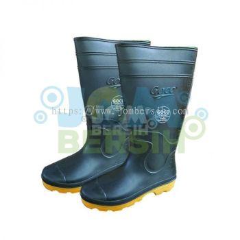 980 Black Beige Goco Boots