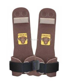 Men's Choco Velcro Ring Dowel Grips FREE SHIPPING