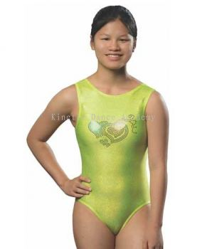 Youth Lime Sparkle Leo (Large)