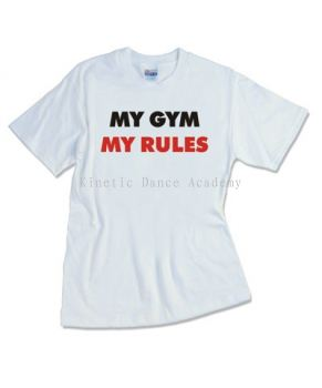 My Gym My Rules Tee