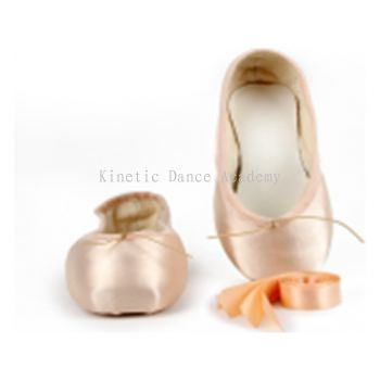 1207 - Pointe Shoe With Ribbon