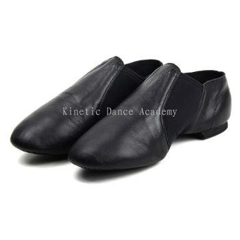 1302-2 猪皮弹力布爵士鞋