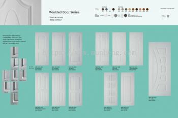 Moulded Door Series