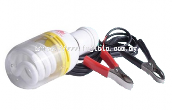 Energy Saver Tube with Cable & Clip