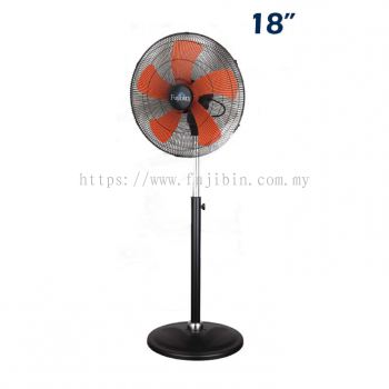 Standing Fan ABS Blade (5 Blade - 3 Choice of Colours) FBS-18P