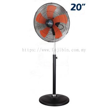 Standing Fan ABS Blade (5 Blade - 3 Choice of Colours) FBS-20P