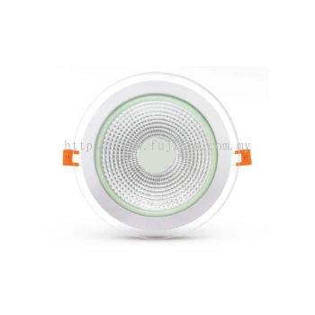 LED COB REFLECTOR DOWNLIGHT 20W 6'' (Round)