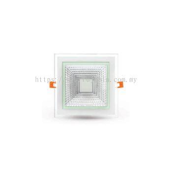 LED COB REFLECTOR DOWNLIGHT 12W 4'' (Square)