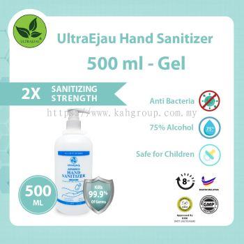 Hand Sanitizer 500ML - Gel Type