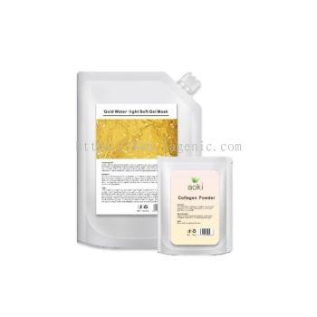 Gold Water-Light Soft Gel Mask - 1KG
