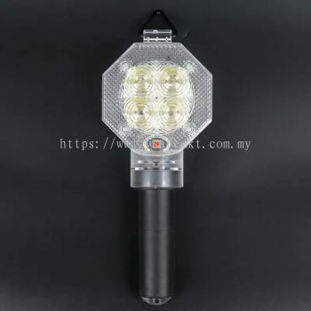 VSAFEMKT Cone Flower Led Flashing Light