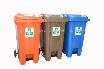 VSAFEMKT Recycle Bins 120/240L