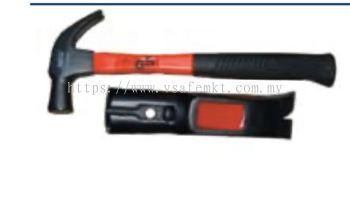 VSAFEMKT MAGNETIC CLAW HAMMER L337mm X 27mm (551-01-327)