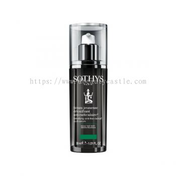 DETOXIFYING ANTI-FREE RADICAL YOUTH SERUM 30ML