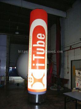 I-Tube With Lighting