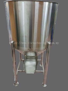 Stainless Steel Hopper Feeder - Food Hopper Feeder