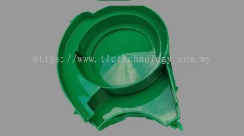 Polyurethane Coating - Bowl Feeder Coating