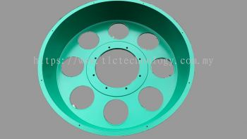 Polyurethane Coating - Ring Coating