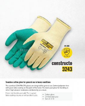 8 SAFETY JOGGER SAFET GLOVE-CONSTRUTO
