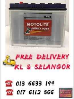 CENTURY MOTOLITE WET NS70L RM200