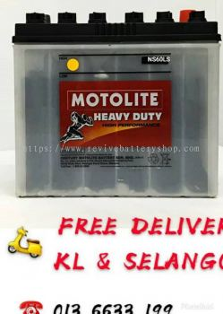 CENTURY MOTOLITE WET NS60LS RM145