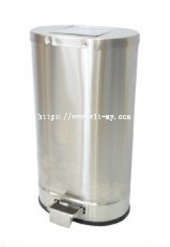 Stainless Steel Sanitary Bin SB-084/SS