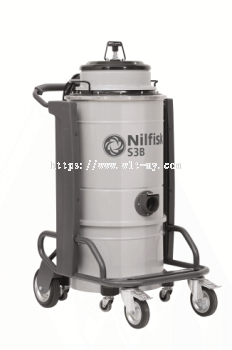 Nilfisk Single Phase Industrial Vacuum S3B