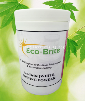 Eco-Brite [White] Honing Powder