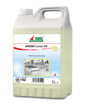 All Purpose Disinfection Cleaner - Apesin Combi DR 5Lit