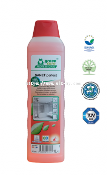 Sanitary Cleaner & Descaler - Sanet Perfect 1Lit