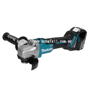 "Makita DGA404 100mm (4"") 18V Cordless Angle Grinder"