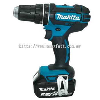 """Makita DHP482 13mm (1/2"""") 18V Cordless Hammer Driver Drill"""