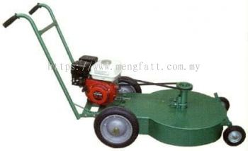 "Logitruck 24"" Lawn Mover + Engine"