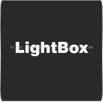 Lightbox Signboard