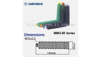 Yamada Bellows Cartridge Grease MMG-80