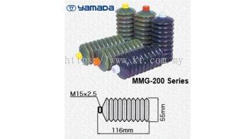 Yamada Bellows Cartridge Grease MMG-200